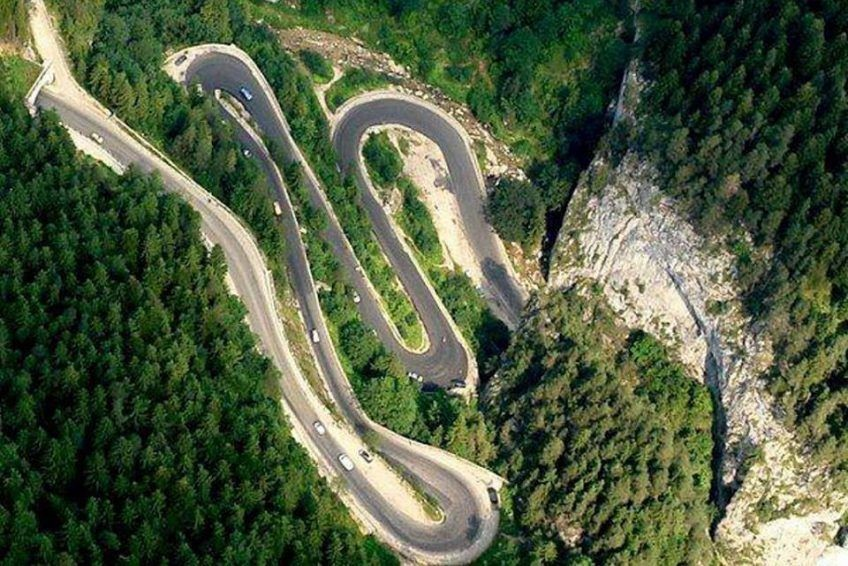 Best Carpathian Motorcycle Guided Tour - 15 days