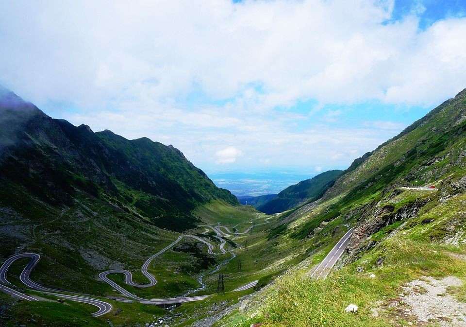 Economy Motorcycle Guided Tours - 7 - 8 days Carpathian Mountains