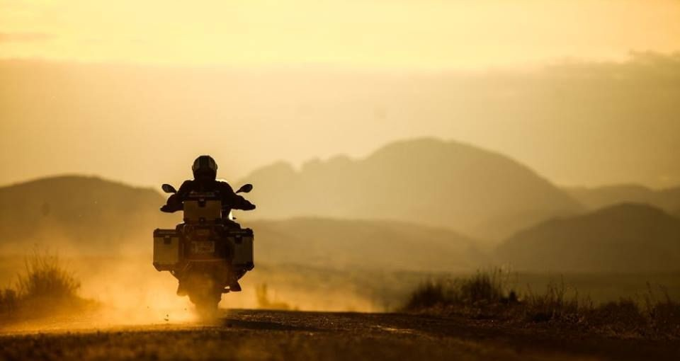 BMW R1200GS LC motorcycle rental