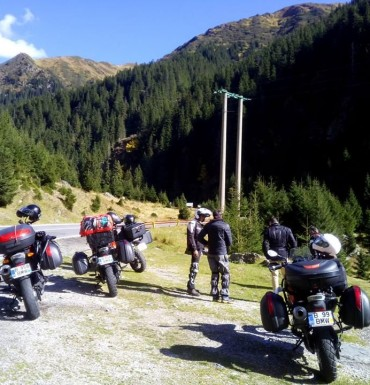 motorcycle guided tour rent4ride